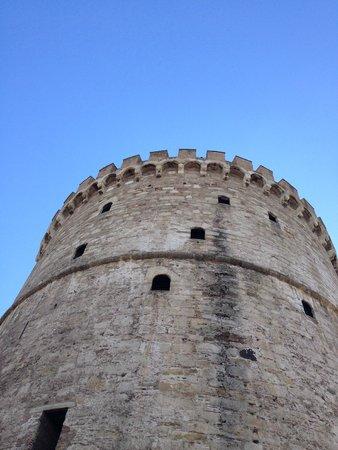 White Tower of Thessaloniki: White Tower (Beyaz Kule)