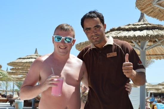 Coral Sea Sensatori - Sharm El Sheikh : ramy was the man