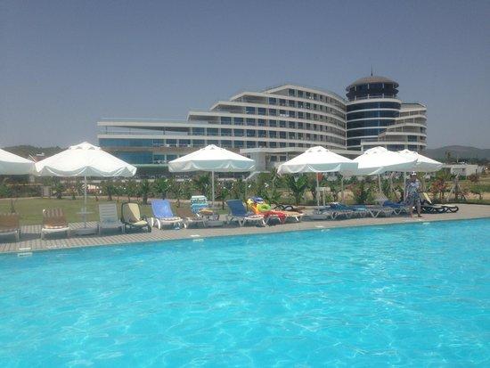 Raymar Hotels: Cennet köşesi Raymar!