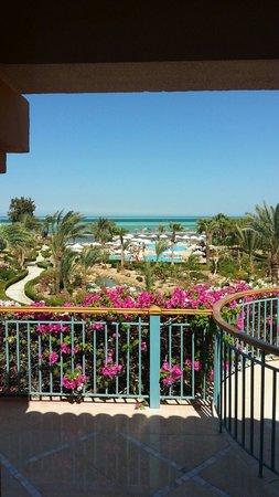 Moevenpick Resort & Spa El Gouna: View from reception