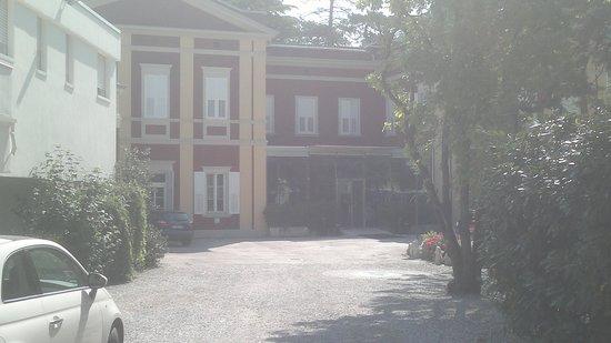 Villa Madruzzo : Vista dalla camera