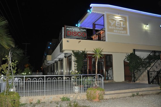 Yel Holiday Resort: Hotel