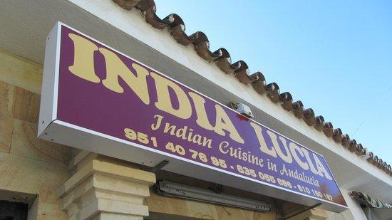 India Lucia: back