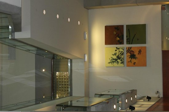 Delta Hotels by Marriott Vancouver Downtown Suites: Delta Suites Main Foyer