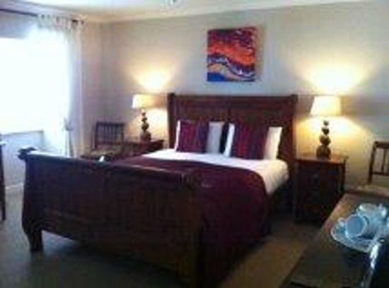 Brambles Boutique Rooms: Bedroom