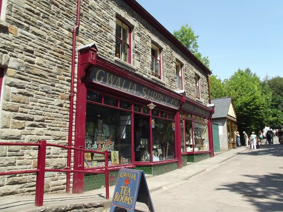 St Fagans National Museum of History: Gwalia Stores
