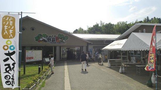 Michi-no-Eki-Nose (Kuri no Sato)