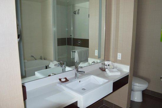 Vdara Hotel & Spa : Salle de bains