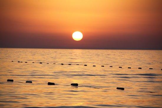 Ephesia Hotel: Sunset en soirée pour souvenir