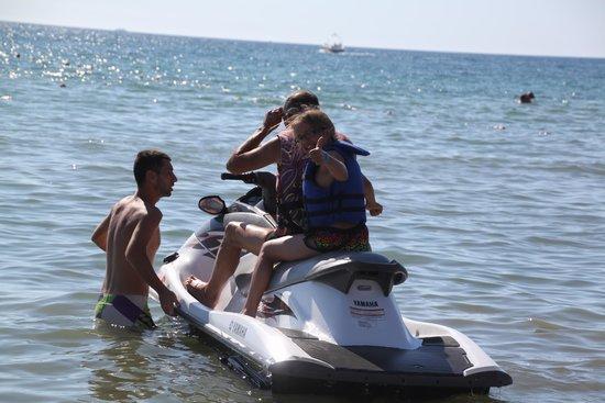 Ephesia Hotel: Pour les sportifs, jeux de plage
