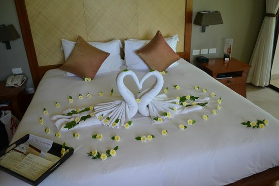 Layana Resort and Spa: Bed