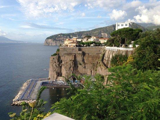 Hotel La Residenza: panorama