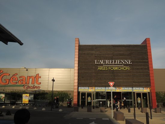 Geant Casino Arles Ouverture