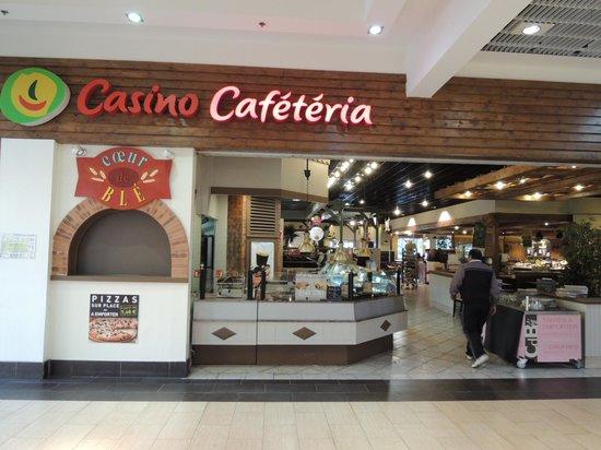 Cafeteria geant casino agen roulette casino style