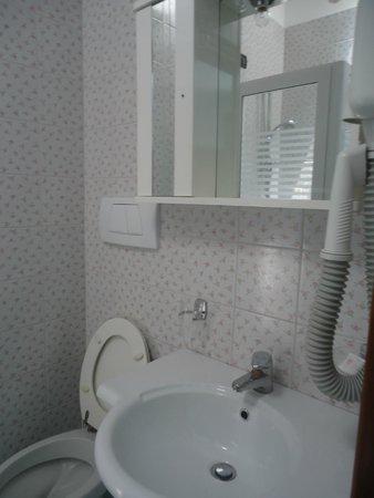 Casa del Sole: Bagno stanza n. 4 (1)