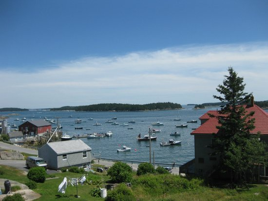 Stonington Village: Stonington Harbor
