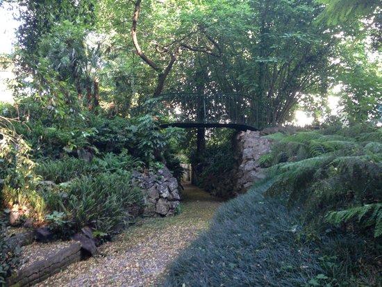 Hotel La Residenza: giardino