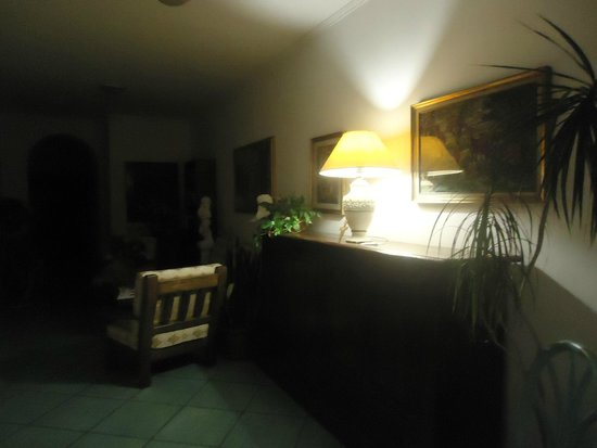 Casa del Sole: Corridoio interno