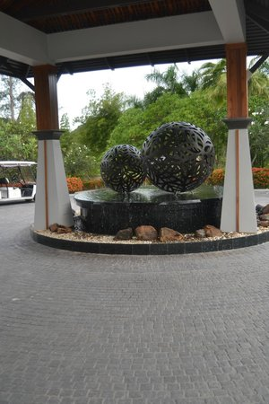 Layana Resort and Spa: Lobby