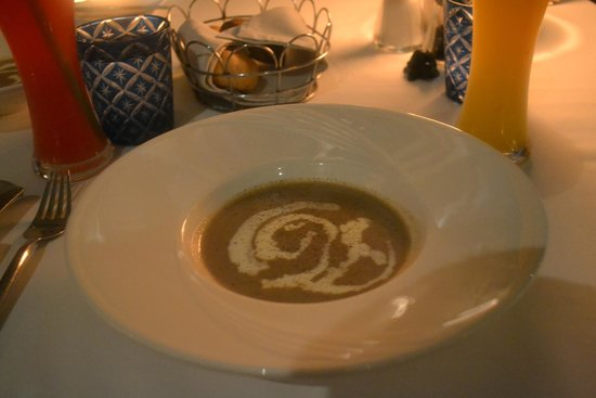Layana Resort and Spa: Soup