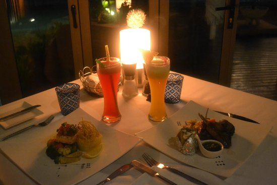 Layana Resort and Spa: Dinner