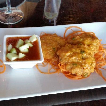 Acasia Thai Restaurant: Srimp Appetizer
