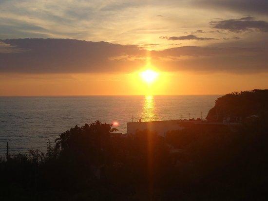 Casa del Sole: Veduta dal balcone