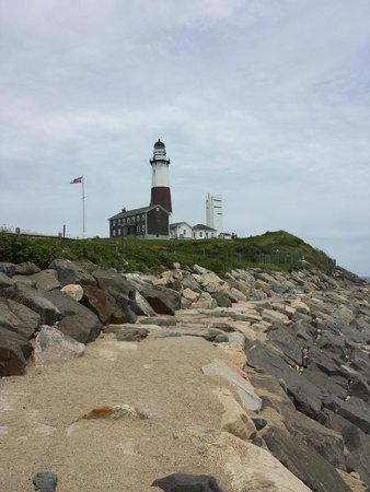 Montauk Point Lighthouse: Lighthouse