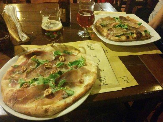 Il Baro: Pizze favolose