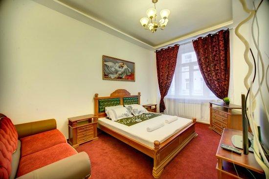 Havana Mini Hotel: Спальня