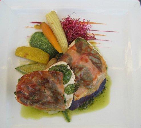 Brasserie Belvedere: secondo a base di pesce