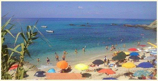 Costa Real Tropea: Spiaggia di Grotticelle