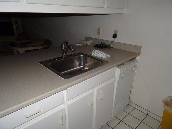 Plantation Hale Suites: Кухня (Стандартный номер)