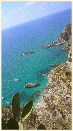 Costa Real Tropea: Panorama dal Belvedere