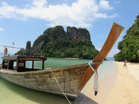 Paradise @ Koh Yao: Complementary snorkelling trip by long tail boat
