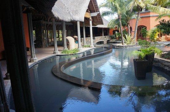 Beachcomber Dinarobin Hotel Golf & Spa: lobby