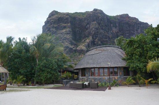 Beachcomber Dinarobin Hotel Golf & Spa: le morne
