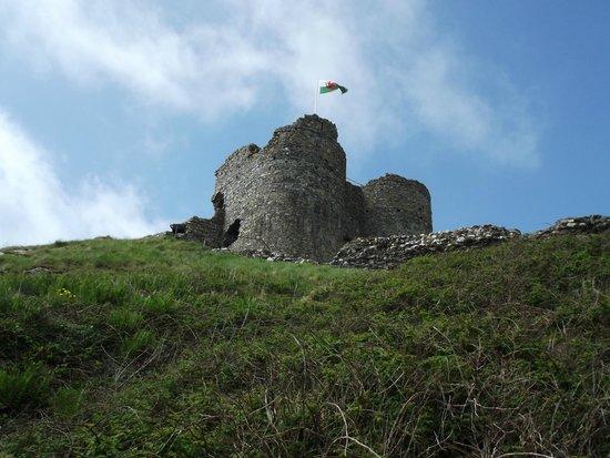 Criccieth Castle: The Castle.