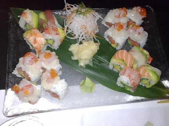 Qi Sushi Lovers: fantasticoooooo