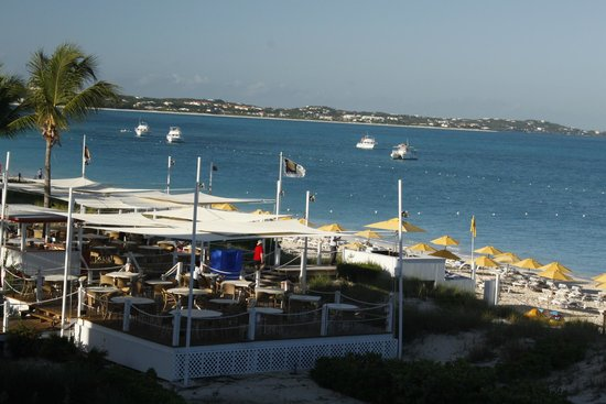 Alexandra Resort: ristorante sulla terrazza