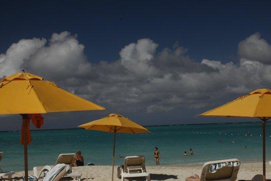 Alexandra Resort: la spiaggia