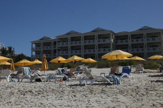 Alexandra Resort: gli appartamenti fronte mare