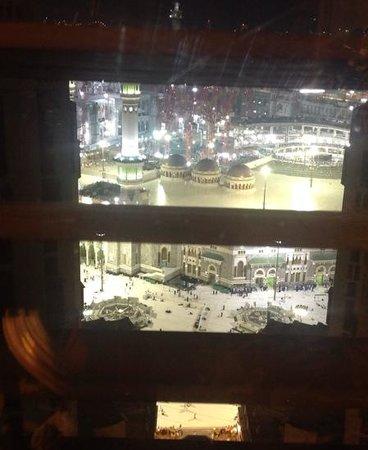 Makkah Millennium Hotel: haramain view