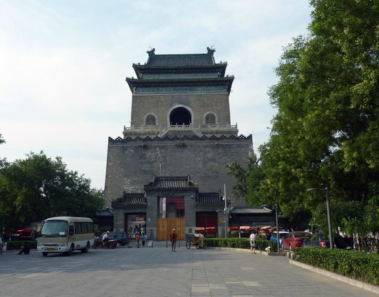Bell and Drum Towers: Bell Tower
