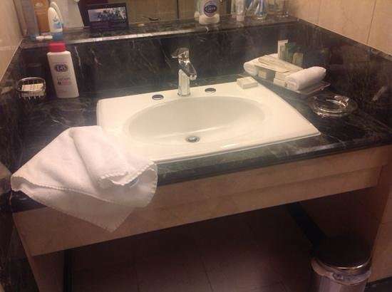 Makkah Millennium Hotel: bathroom