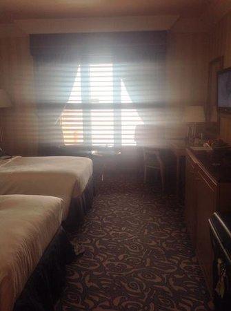 Hilton Makkah : bedroom