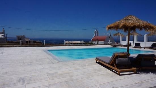 Margie Mykonos Hotel: pool