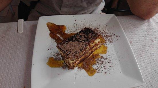 LA GOLOSONA: tiramisu delicioso
