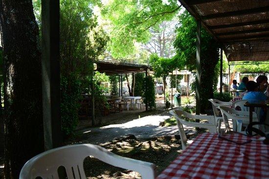 La Stalla : More seating