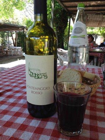 La Stalla : House wine